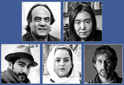 داوران هفتمین دوره جایزه عکس شید