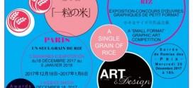 فراخوان رقابت بین المللی کارهای کوچک A Single Grain of Rice