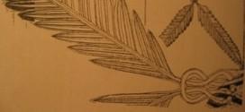 برگ در نمادگرایی طرح ختایی