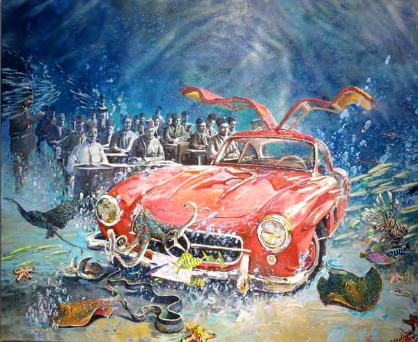 عادل یونسی گالری ایرانشهر