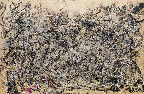 jacksonpollock abstaract expressionism 4