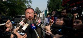 ای وی وی هنرمند چینی Ai Weiwei