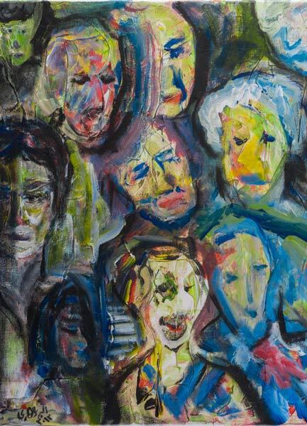 akbar yadegari painting 2