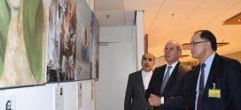 نمایشگاه نقاشی بوی بادام