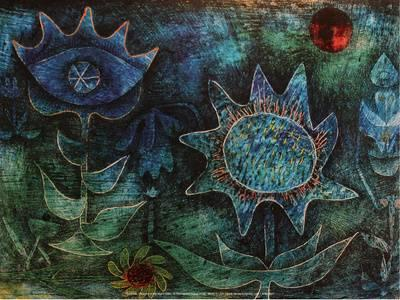 paul klee expressionism
