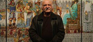 نشست نشانه شناسی در نقاشی های علی اکبر صادقی