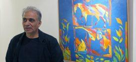نقاشی ایرانی در آثار مصطفی ندرلو