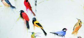 فراخوان پرندگان در هنر