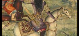 امپراطوری گلهای سرخ موزه لوور هنر قاجار