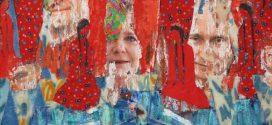 نقاشی آنه محمد تاتاری گالری اعتماد