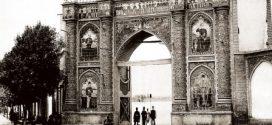 نمایشگاه عکس تاریخی دروازههای طهران قدیم عکسخانه شهر