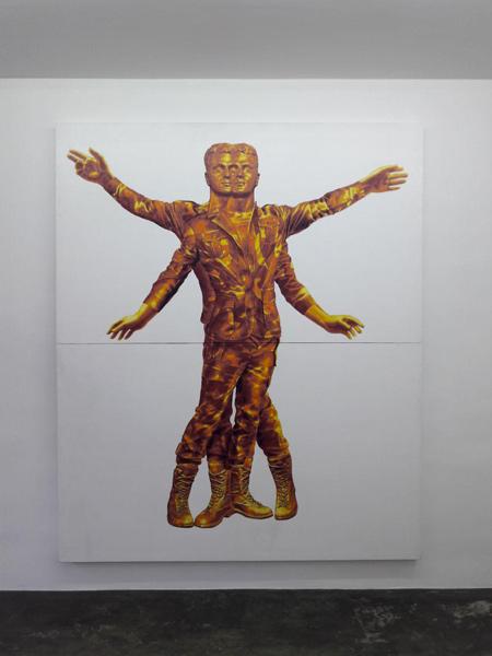 سیاوش طلایی گالری اُ