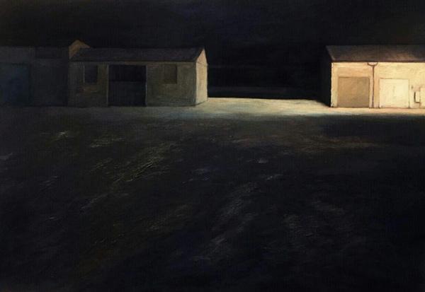 نقد نمایشگاه حمیدرضا امامی