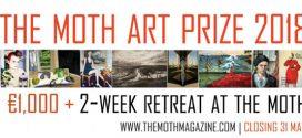 فراخوان جایزه مجله هنری The Moth