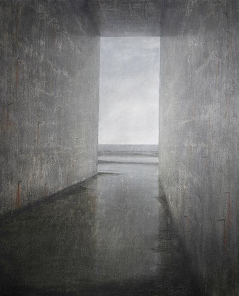 سمت خاموش محمد خلیلی در گالری اُ