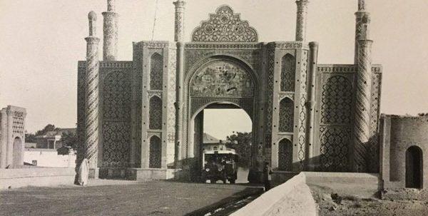 درباب پژوهش دروازه های تهران قدیم