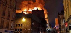 آتشسوزی دانشکدهی هنر گلسگو