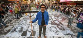 هنرمندان جوان که باید آنها را بشناسید JR جی آر عکاس و هنرمند خیابانی