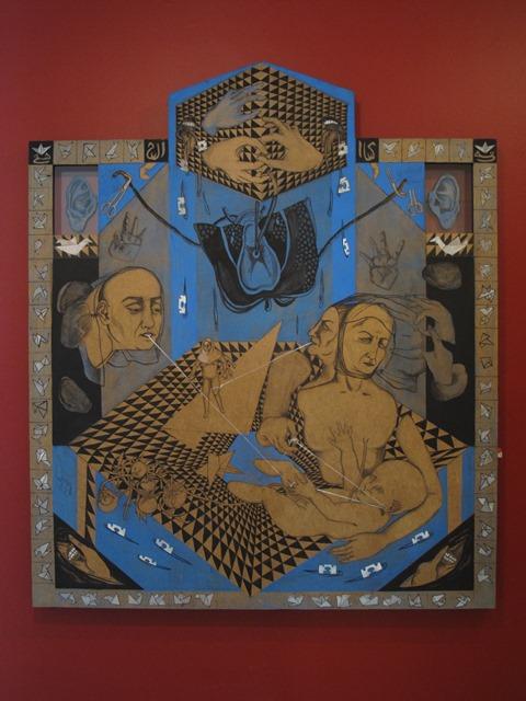 donya rostami mah art gallery 9