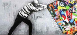 هنر خیابانی محض اطلاع گالری سیجون استریت آرت Street art