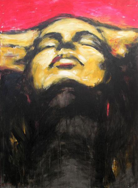 نقاشیهای رضا یحیایی موزه دیدی