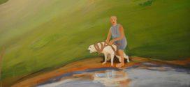 نقاشیهای آوا بهرامی در گالری ویستا