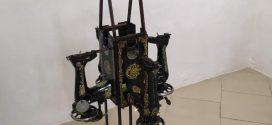 نمایشگاه مجسمه سازی فلز آوا گالری نوران