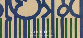 حراج کریستیز لندن و حضور پر رنگ آثار ایرانی
