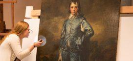 ورکشاپهای مرمت موزه نشنال گالری لندن