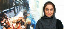 آنا ذرشین نگارخانه زمان هنر