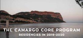فراخوان رزیدندسی Camargo Core Program - 2019