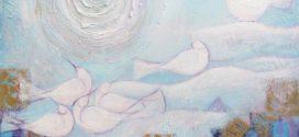 ترنم عشق نقاشیهای فرزانه محجوبی گالری گویا
