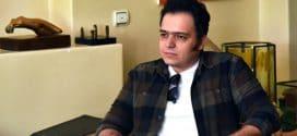 علی مقدم مدیر گالری دیلمان