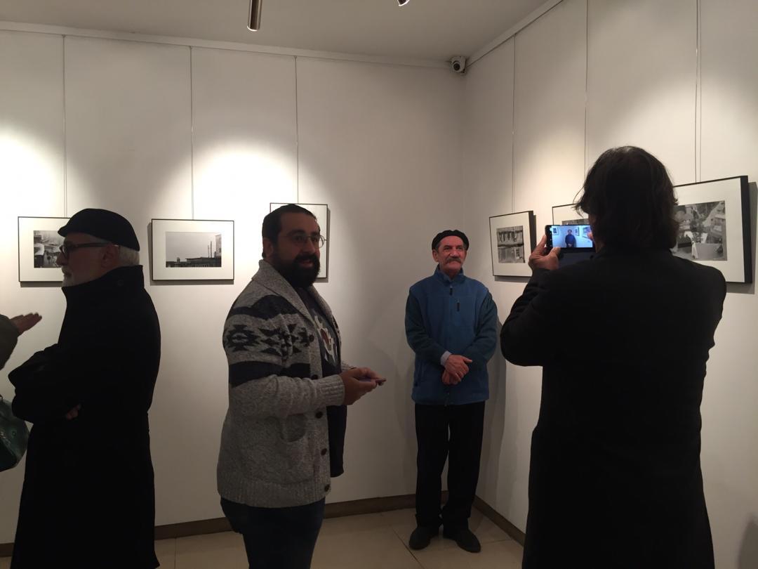 نمایشگاه عکس ماسوله حمید جبلی گالری اتبین