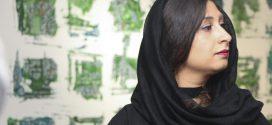 فریناز نصیر پور «روایتِ بافتِ لکهها» گالری دیلمان