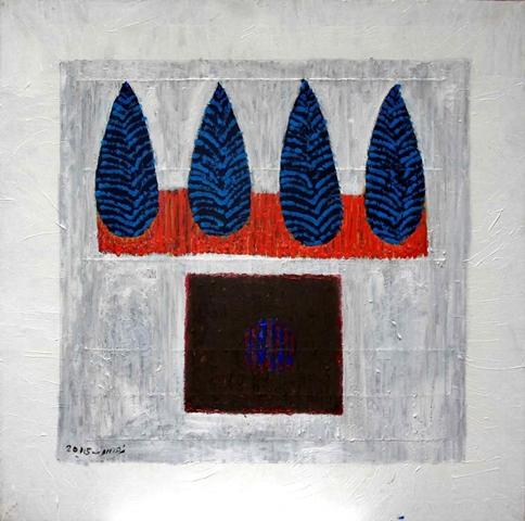 ahmad nasrolahi hoor art gallery 1