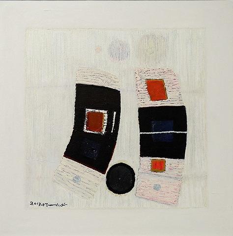 نمایشگاه نقاشی احمد نصرالهی گالری هور
