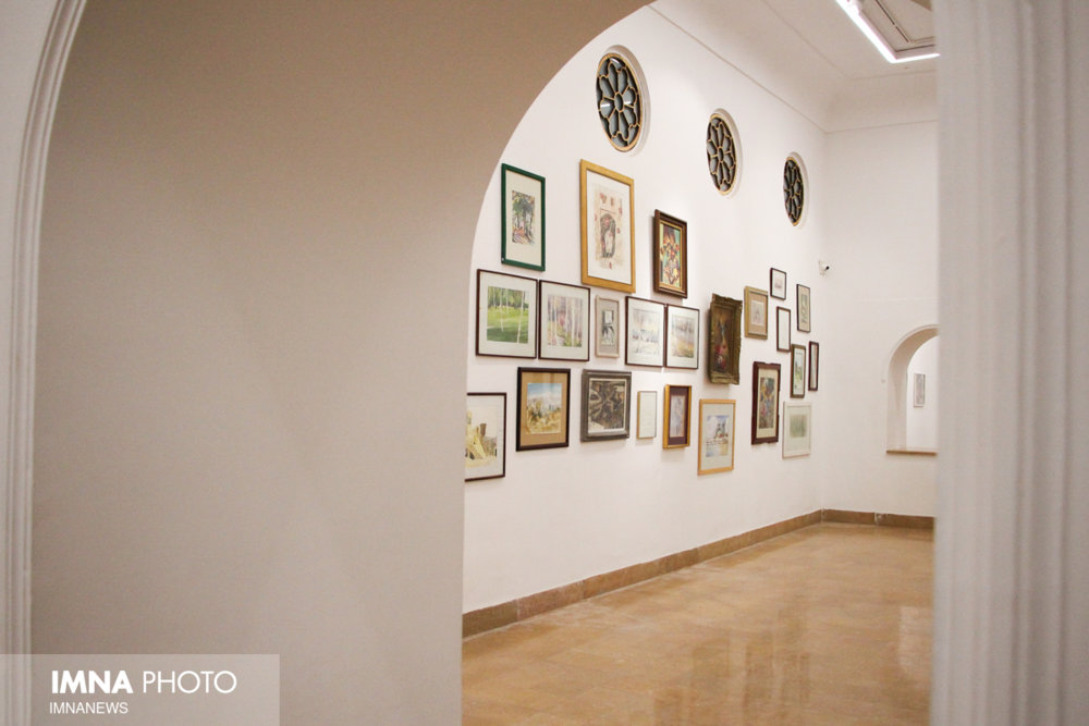 clasic gallery isfahan 3