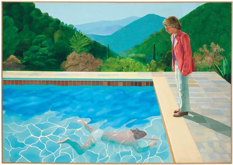 CH Hockney Pool