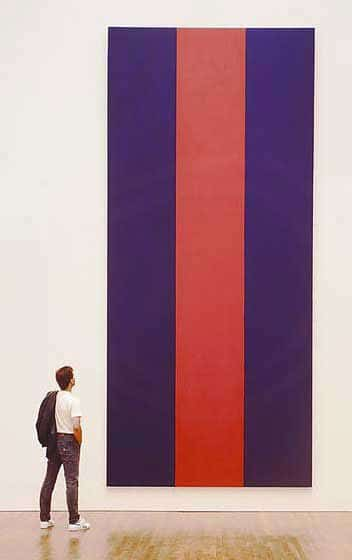 barnett newman voice of fire 1967