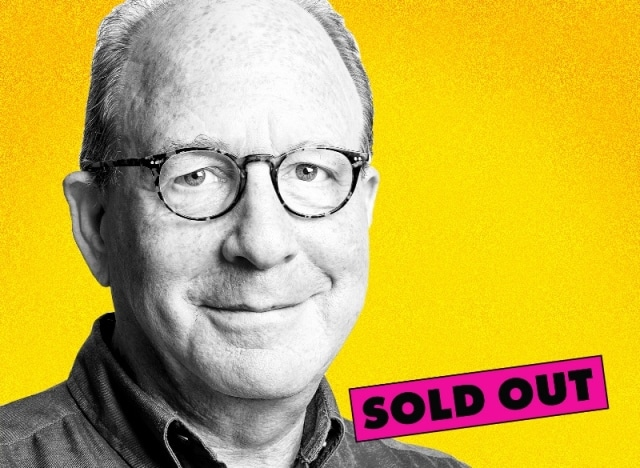 Jerry Saltz sold out