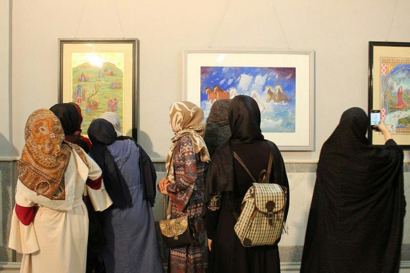 biennial herat miniature exhibition 4