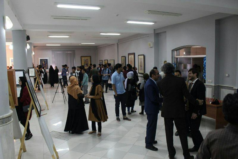biennial herat miniature exhibition 5