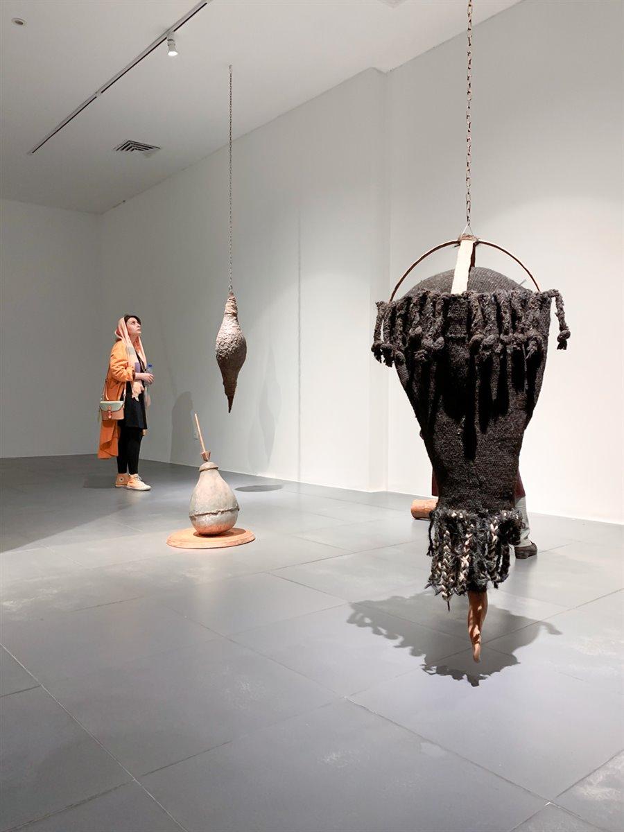 «وارگه» سیدعلیخانی گالری ایرانشهر