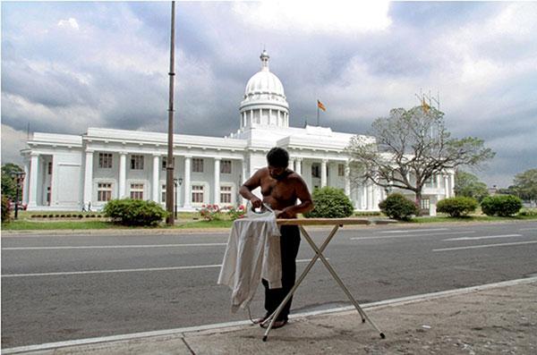 باندو مانامپری هنر سریلانکا