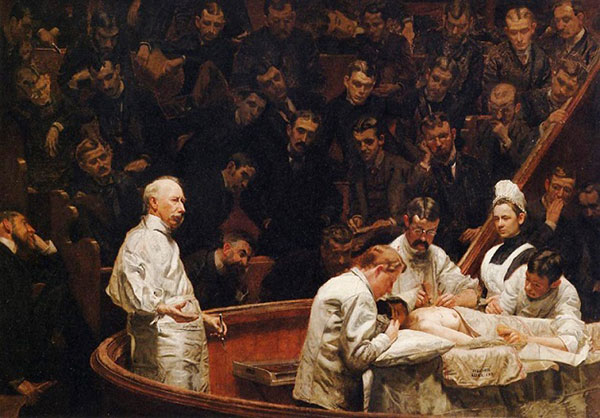 Eakins The Agnew Clinic