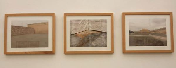 نقد نمایشگاه استعداد در گالری ای.جی