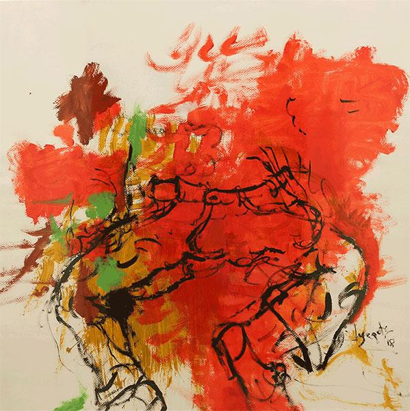هنر سریلانکا جاگات ویراسینها