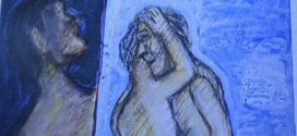 نمایشگاه فرشید ملکی گالری هور