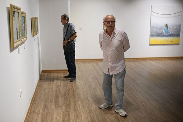 نمایشگاه جاوید عندلیب